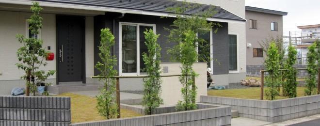 植栽ガーデン工事