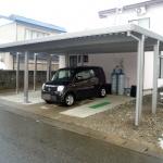 湯沢市でリクシル/ウィンスリーポートⅡの3台用を設置