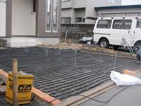 秋田市T様邸 外構/ロードヒーティング工事