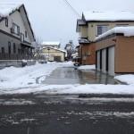 無散水消雪のK様邸へ行って参りました。