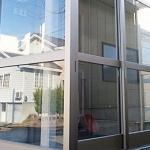 横手市M様邸 玄関照明・風除室設置工事