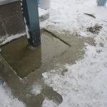 カーポートの柱交換・カーポート屋根の雪下ろしについて