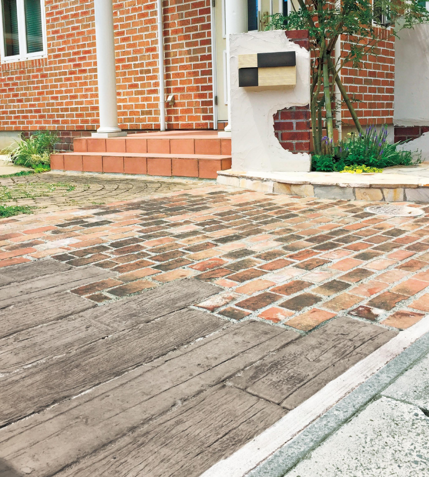 枕木風コンクリート素材「レイルスリーパー」のご紹介