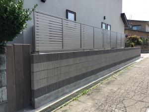 ブロック塀・フェンス
