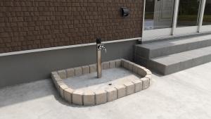 大仙市 立水栓工事